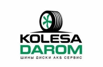 Логотип Колеса Даром